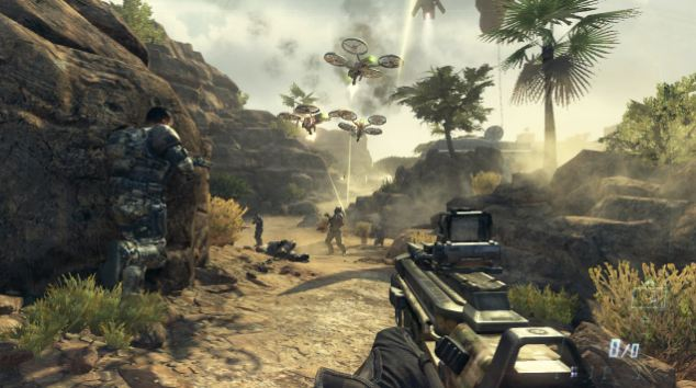 Call of Duty: Experts say the U.S. is already courting young gamers to operate autonomous weapons