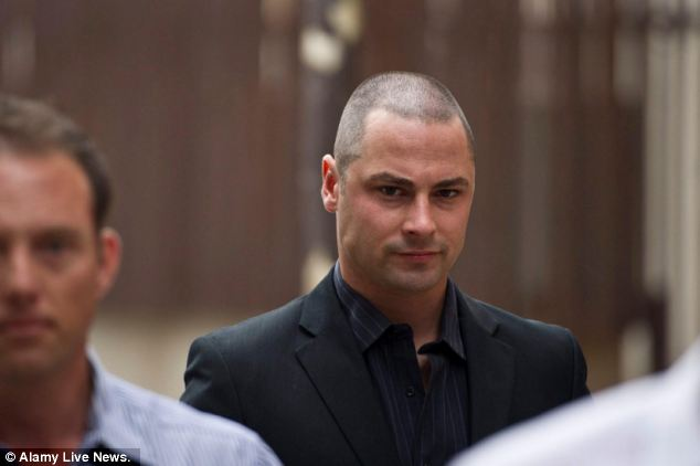 Carl Pistorius appeared in court just two days before his brother's bail hearing last week