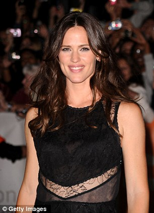 40 is the new 30: Jennifer Garner and Cameron Diaz look fab at 40 but Charlotte Kemp says there is so much pressure on women to look great