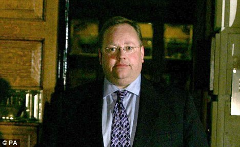 Clegg says his then chief of staff Danny Alexander put the claims to Lord Rennard (pictured), he denied them, and no further action was taken