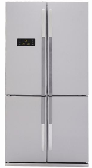 Beko was warned by London Fire Brigade in June 2010 about some of its fridge freezers (file photo)