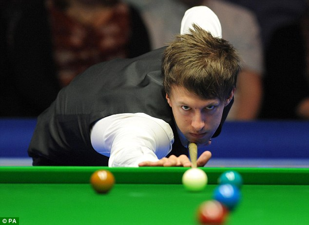 Future: Snooker is continuing to evolve with O'Sullivan's biggest challenge coming from Judd Trump