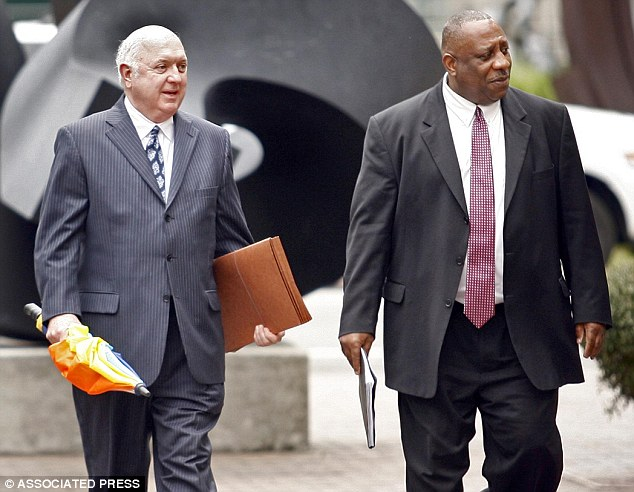 Former Jefferson Parish President Aaron Broussard, left, used his public office to secure hundreds of thousands of dollars in consulting and finder fees from companies doing business with the parish