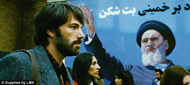 Argo, starring and directed by Ben Affleck was the winner of the Best Film Oscar, but plays fast and loose with the facts of the British involvement in the Islamic revolution in Iran