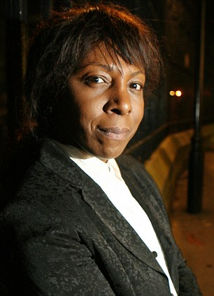 Constance Briscoe (pictured) was arrested after telling police she had not been in contact with the media about the story