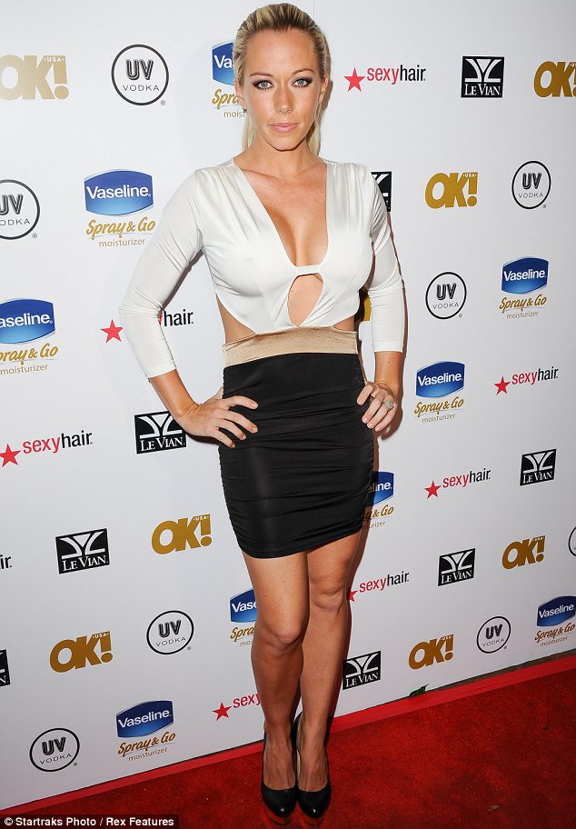 Not holding back: Kendra Wilkinson lashed out at Crystal Harris on the Big J Radio Show in Montana on Monday