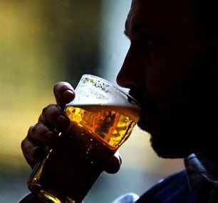 The beer duty escalator is one of the reasons the price of a pint of beer in British pubs is soaring ahead of average inflation.