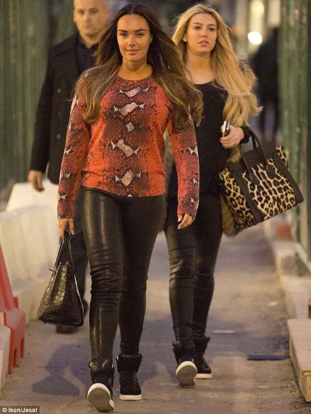 Why waste any time? Tamara Ecclestone seems keen to get herself down the aisle in super-speedy time after she was spotted shopping for wedding dresses with her younger sister Petra in London on Monday