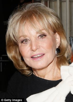 Back on our screens: Barbara Walters will return to The View on Monday after five weeks off