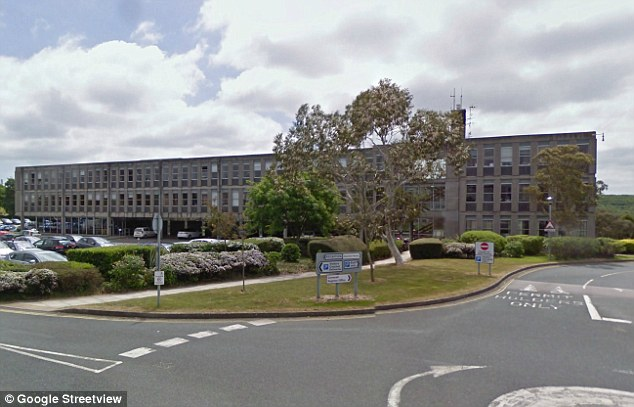 Cornwall Council (pictured) distanced itself from Mr Brewer's 'cruel and ignorant' comments