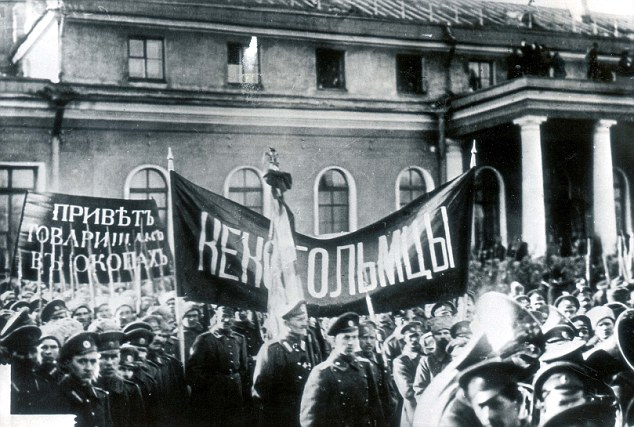 'The will to revolution': The Russian Revolution saw 10 million die and led to the creation of Soviet Russia