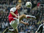 Dennis Bergkamp statue to be placed outside Arsenal stadium