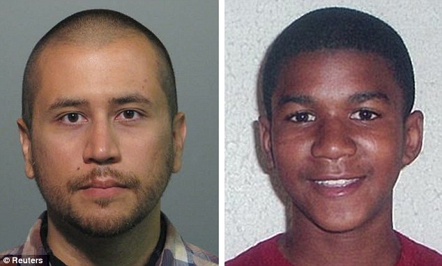 Faces of controversy: Zimmerman and Trayvon came to symbolize a national divide over race, the justice system and self-defense and gun laws
