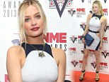 Laura Whitmore leads the style pack on the NME Awards red carpet in a racy cutaway dress