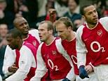 Dennis Bergkamp proud and honoured at Emirates statue
