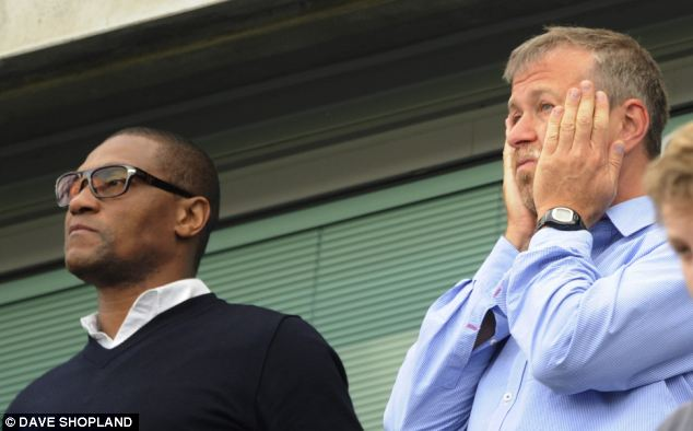 Despair: It is thought that Benitez blames technical director Michael Emenalo (top left) for the poor squad he inherited, while the attitude of the players has also riled the boss