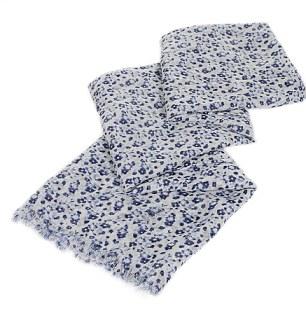 Viyella scarf supporting Macmillan Cancer Care