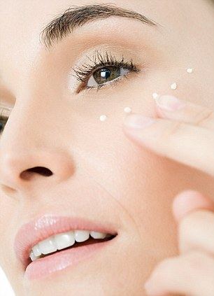 Use topical creams and avoiding stress helps to slow down the aging process
