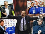 Rafa Benitez suffers 100 days from hell at Chelsea - but how did Jose Mourinho, Carlo Ancelotti and Co fare?