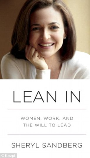 Writer: Sheryl Sandberg's new book, Lean In, will be published on March 11