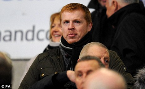 Focused: Lennon must prepare his side to travel to Juventus in Europe