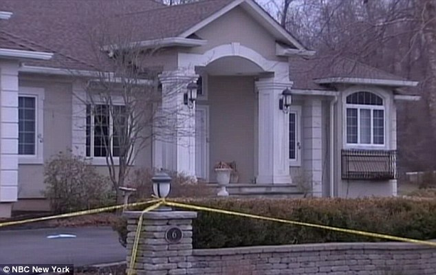 Discovery: They were found by the girl's father, who co-owned the house with Vovchik