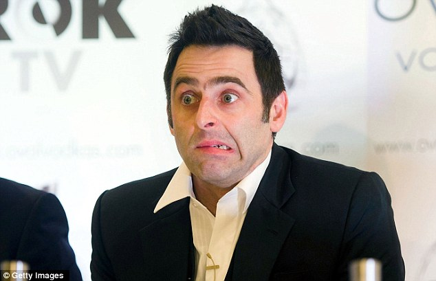 Back for more: O'Sullivan will defend his world title at the Crucible