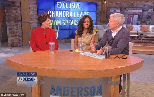 'I would like to have the truth come out and to be able to know we have the right person,' Susan Levy told Anderson Cooper in an interview set to air Monday