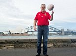 British Lions Australia tour: coach Warren Gatland on being the Lion King Down Under