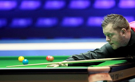 Ruthless: Mark Allen beat Matthew Stevens 10-4 to retain his World Open crown