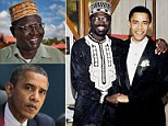Is Barack Obama's brother a wife beater? President's sibling Roy Abong'o Malik Obama is accused of attacking two of his TWELVE wives and seducing a schoolgirl. Now he's using his White House links to launch his own bid for power