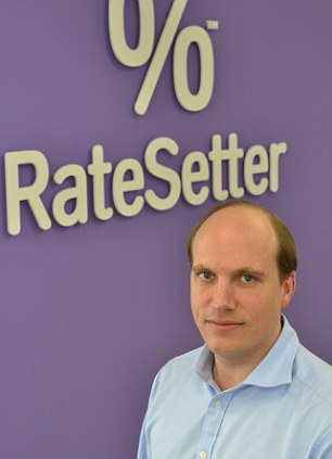 Rhydian Lewis: RateSetter boss says Bank of Dave concept is in action online