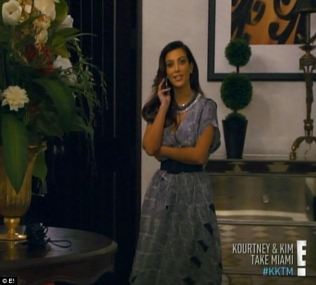 No fix: Jonathan drove away, and wouldn't return Kim's calls