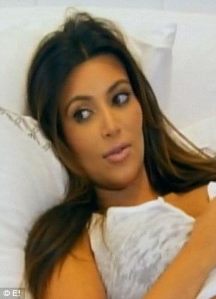 A bad partner? Kim questions sister Kourtney's devotion to her partner Scott Disick on the latest episode of Kourtney & Kim Take Miami