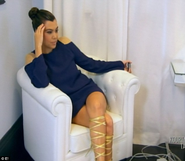 He's going to cheat on you: Kim scares her sister to fix her relationship