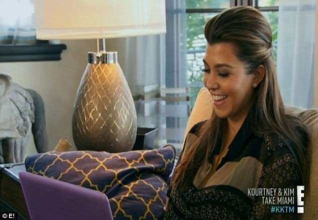 Resolution: Kourtney leaves the chat with an open mind