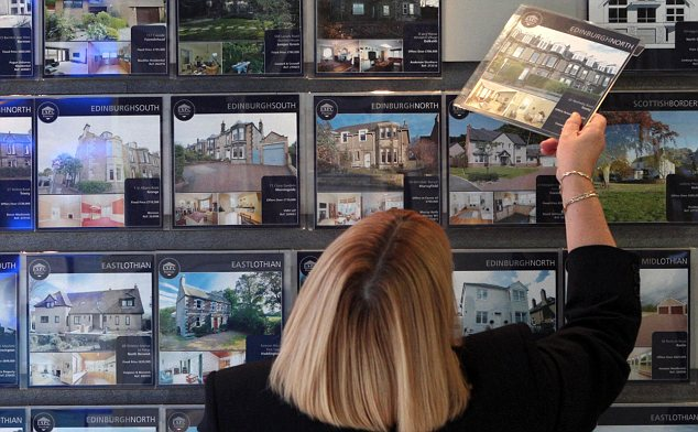 Property bubble: London and the South East helped push house prices higher nationally in February