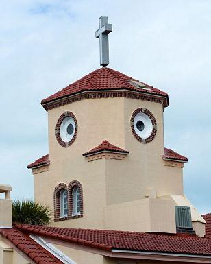 Igreja galinha atracçao turistica  Article-2287782-186D1C3C000005DC-171_308x385
