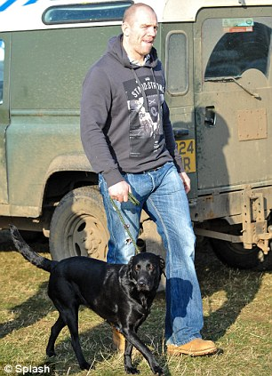 Support: Mike Tindall