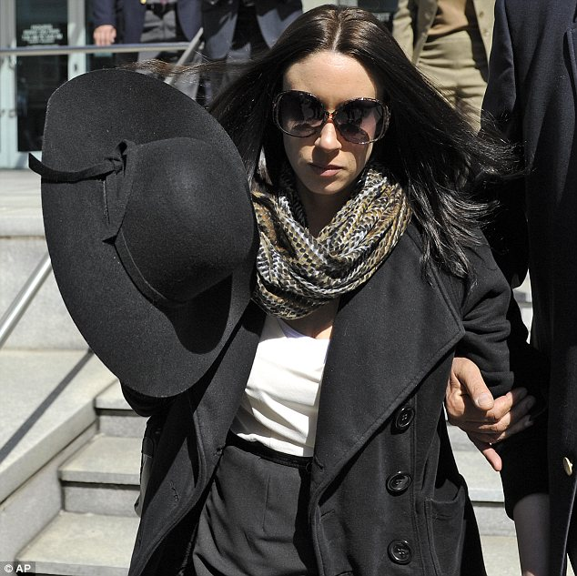 Delayed decision: A judge will take 30 days to decide whether Casey Anthony's bankruptcy trustee can sell her story to pay off some of her debts