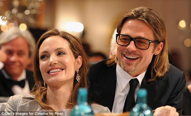 The news came in the run-up to Brangelina's wedding which will take place at Chateau Miraval. The picturesque estate even has its own Romanesque chapel, where the couple plan to exchange vows.