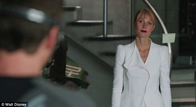 Quest: Stark is seen telling Potts that his job is to make sure to protect her