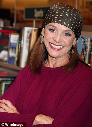 """Actress Valerie Harper arrives to sign copies of her new book """"I, Rhoda"""" at Barnes & Noble bookstore at The Grove on February 13, 2013 in Los Angeles, California"""