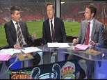 Roy Keane is no longer Sir Alex Ferguson's enforcer after ITV rant about Nani red card - VIDEO