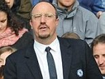Gianluca Vialli offers backing to under pressure Benitez