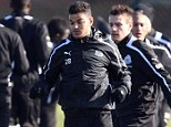 Hatem Ben Arfa wants to win Europa League