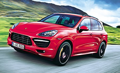 You get a real sense of being part of the car. The Porsche Cayenne GTS always seems ready for your next move