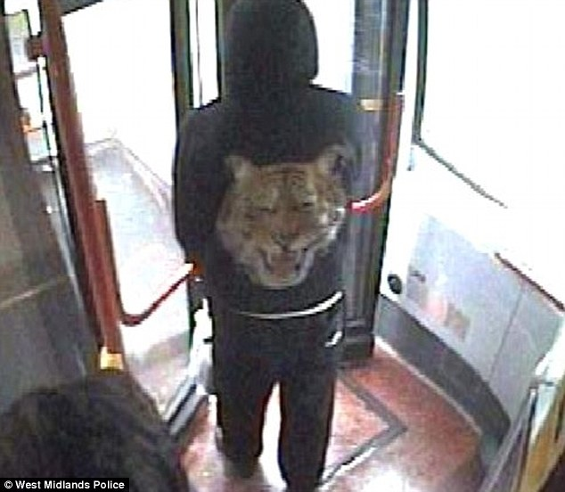 Suspect: Detectives released this image of the man who they claimed was their prime suspect
