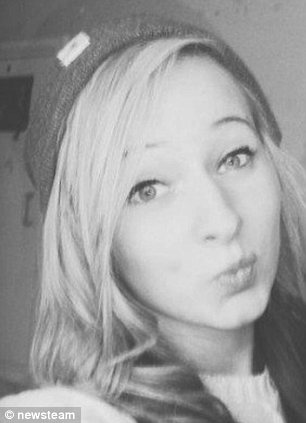 Christina's friends took to Twitter today to pay tribute to the popular teenager.
