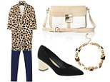 Accessorise all areas: Three ways to wear animal print